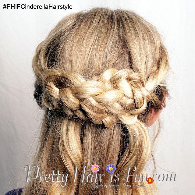 Amazing 1000 Ideas About Cinderella Hairstyle On Pinterest Cinderella Short Hairstyles For Black Women Fulllsitofus
