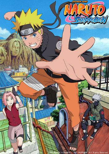 Naruto is definitely one of my favorite anime series. I love the many different arts and styles of the character and the overall plot that I really didn't c coming when watching from the beginning.  Some times I wish life was like a ninja world. CB,  Sometimes.