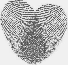 Tattoo Art And Style: ♥ ♫ ♥ Want this fingerprint heart tattoo ...