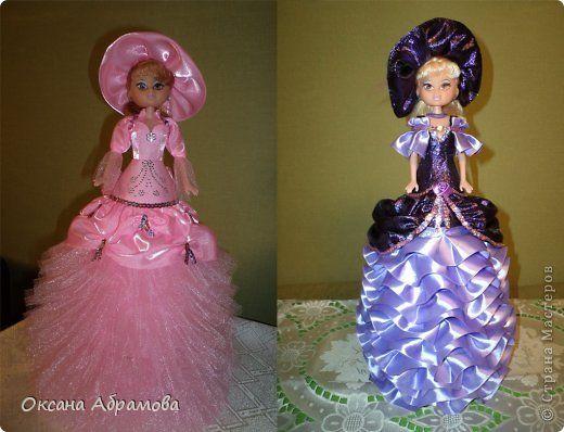 Куклы Поделка изделие 8 марта День рождения Моделирование конструирование Шитьё Мои красотки кукла - шкатулка  фото 1