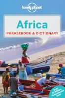 Africa Phrasebook & Dictionary. Get more from your trip with easy-to-find phrases for every travel situation. Afrikaans. Amharic. Arabic. French. Hausa. Malagasy. Portuguese. Shona. Swahili. Wolof. Xhosa. Yoruba. Zulu. Use our carefully selected words and phrases to get around with ease. Never get stuck for words with our quick reference dictionary for each language.