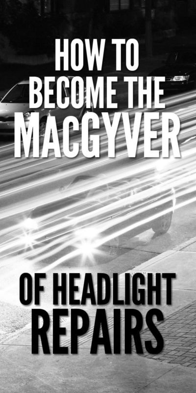 Headlights, brake lights, and signal lights are some of the most important features on your car because they keep you safe. Fortunately, you don't need to be a mechanic to change them out. eBay breaks it down and gives you simple steps to turn you into the MacGyver of headlight repairs.