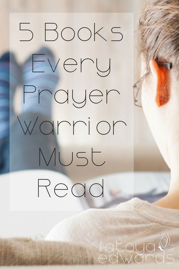 There are many ways to learn how to pray. Here are 5 books on prayer that are a must read for every prayer warrior!