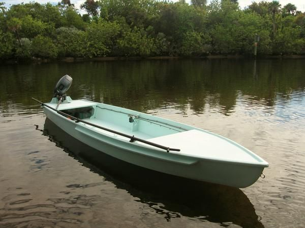 Plywood Fishing Skiff - Bing images