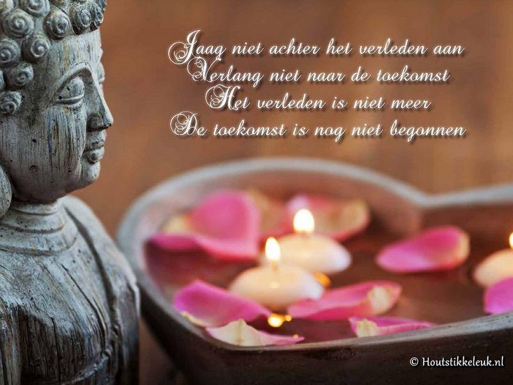 Boeddha – De toekomst is nog niet begonnen