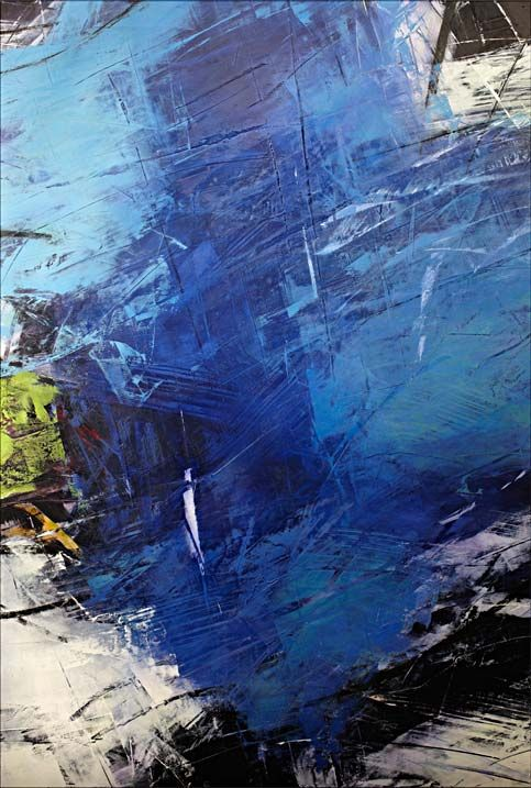 Ivo Stoyanov/Vivid BlueStoyanovvivid Blue, Ivo Stoyanov Vivid, Abstract Painting, Abstract Art, Ivo Stoyanovvivid, Art Abstractos, Stoyanov Vivid Blue, Stoyanov Pin, Blue Art