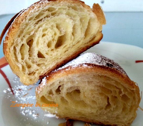 Il Croissant perfetto, sfogliato, morbido ma allo stesso croccante