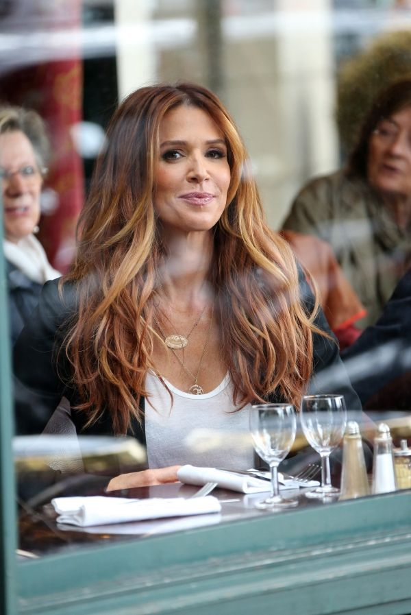 Poppy Montgomery, I want her hair!