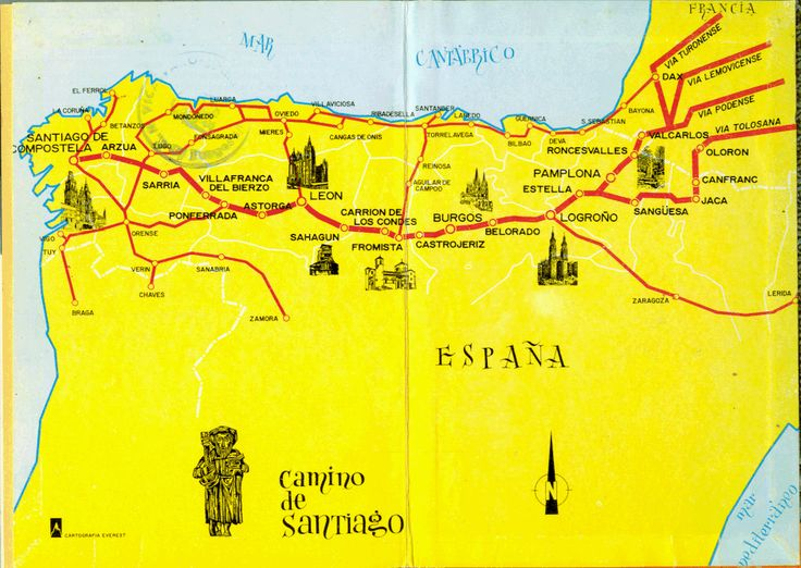 Camino de Santiago {The Way of St. James}