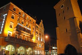 TORBRAU HOTEL, MUNCHEN