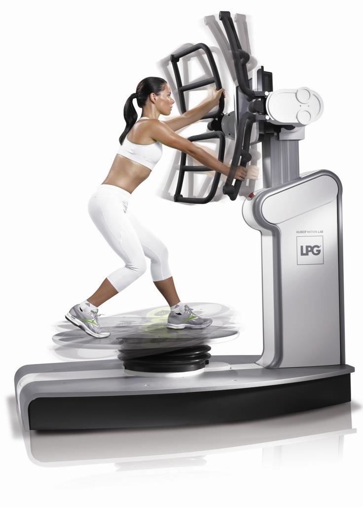 LPG a creat HUBER MOTION LAB, singura tehnologie la nivel mondial care arde depozitele de grasime simultan cu dezvoltarea musculara si corectarea posturii.