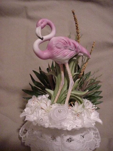 Flamingo Cake Topper Ebay