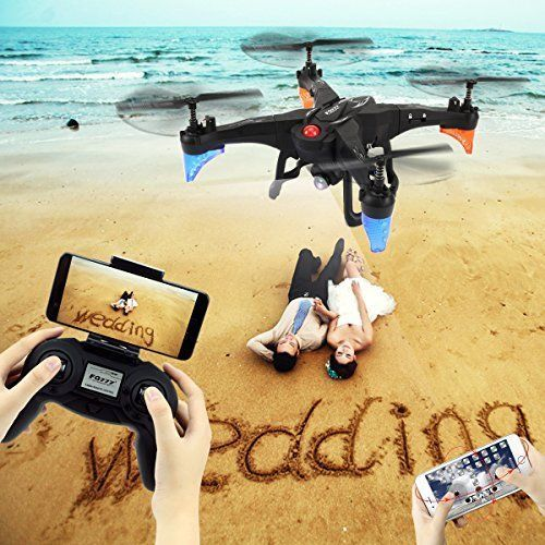 Drone DIY with Camera Live Video Headless Mode Altitude Hold One Key Return Gift #DroneDIYwithCameraLiveVideo