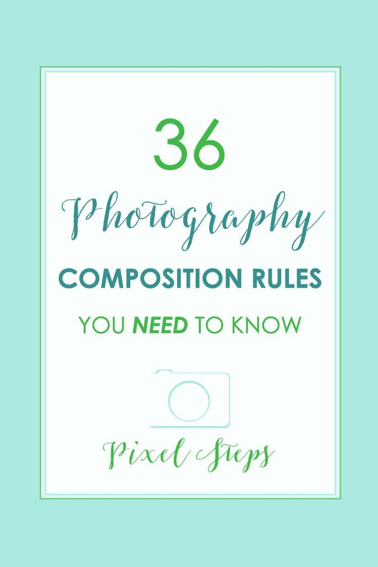 36 Photography Composition Rules you need to know | Learn Photography Tips