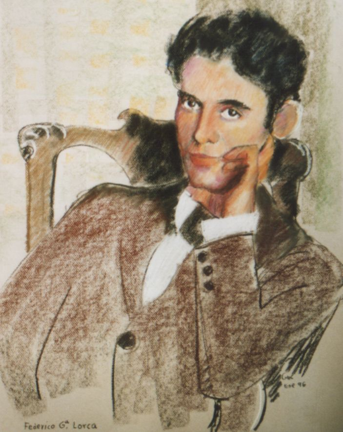 """""""Poetry doesn´t want followers; it wants lovers"""". """"La poesía no quiere adeptos, quiere amantes"""" Federico García Lorca (1898-1936) Poeta y dramaturgo español."""