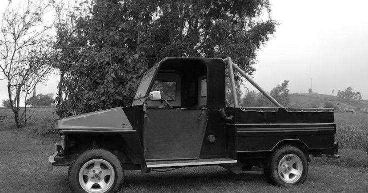 En #Ecuador se fabricó un auto insignia y esta es su historia...