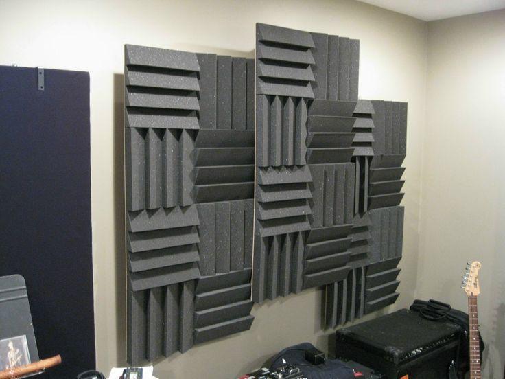 Designing a home recording studio
