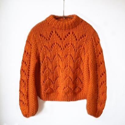 Køb Montgolfier - sweater med ballonærmer - Tilbud fra: 40,00 DKK,-