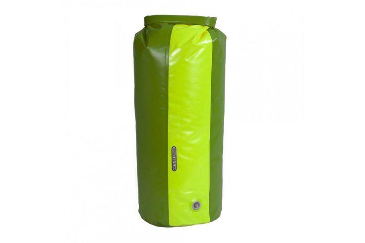 Ortlieb Dry Bag PD350 Il PD350 fa una buona impressione in ogni viaggio: Design sottile e dal prezzo contenuto è il compagno di viaggio sicuro. La chiusura a rotolo collaudata con barra di rinforzo unico che tenga i bagagli asciutti e portare l'equipaggiamento ottimalmente imballato. Per un imballaggio semplice si ha una maggiore stabilità quando [...]