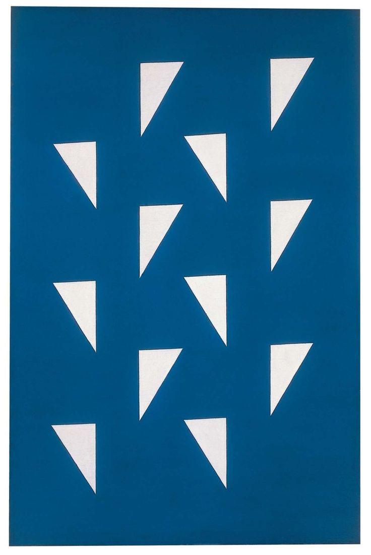 Alfredo Volpi  - Formas concretas, 1950