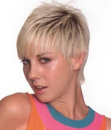 Hairstyles For Very Thin Fine Hair: 1000+ Ideas About Short Fine Hair On Pinterest