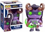 Name: Illidan Vinyl Figure Manufacturer: Funko Series: World of Warcraft Release Date: October 2013