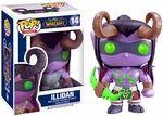Name: Illidan Vinyl Figure Manufacturer: Funko Series: World of Warcraft Release Date: October 2013