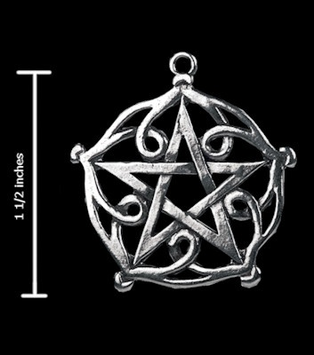 Pentagram of Brisingamen next tattoo just not to sure where thinkin my foot!