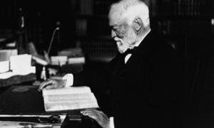 Andrew Carnegie, industrialist, philanthropist and author of The Gospel of Wealth
