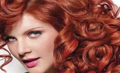 Kızıl saç modelleri ve renkleri