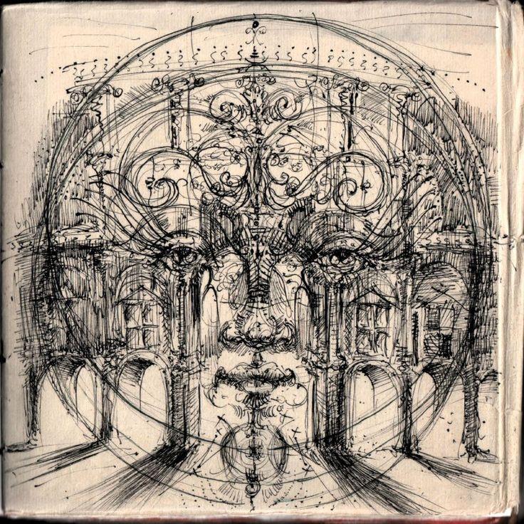 Drawing book 2013 | Rick Woodbury