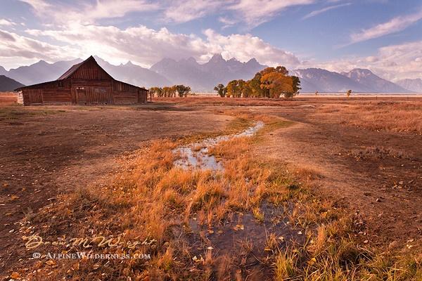 Alpine Wilderness Photography — Mormon Row