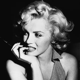 """If I'd observed all the rules I'd never have gotten anywhere."" -Marilyn Monroe  ""It's all make believe, isn't it?""  ""Wanting to be someone else is a waste of the person you are.""  ""It's better to be absolutely ridiculous than absolutely boring."""