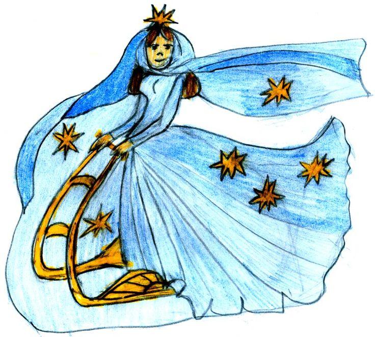 zimní královna - Hledat Googlem
