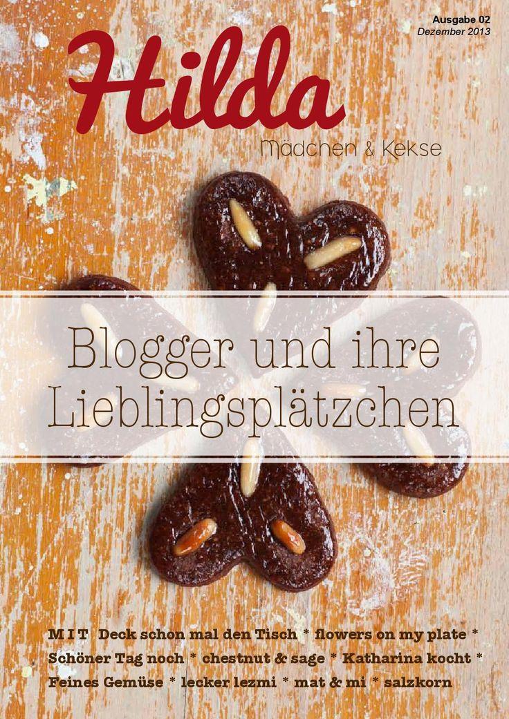 Hilda Nr. 2 Plätzchen eMag von FoodBloggerinnen, kurz: Mädchen & Kekse.