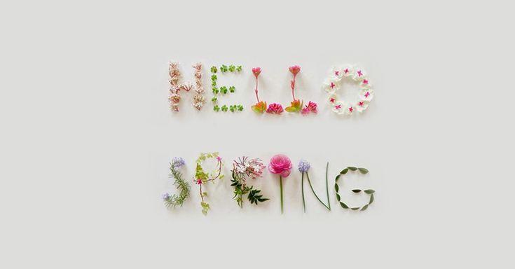 PLAYLIST HELLO SPRING! Musica para darle la bienvenida a la primavera