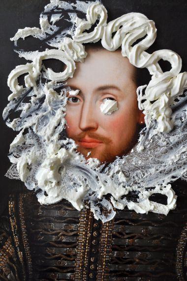 Cobbe Shakespeare par Solange Abaziou essais visuel pour Le Quai Angers