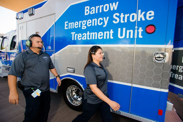 The Barrow Emergency Stroke Treatment Unit is in operation, bringing advanced stroke treatment to the people of Phoenix—whenever and wherever it is needed.