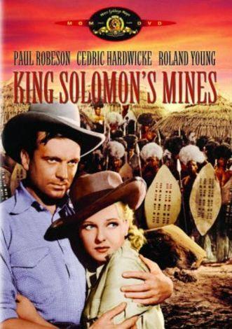 Las minas del rey Salomón - 1937: