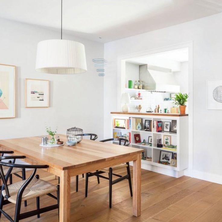 17 meilleures id es propos de cuisine ouverte sur salon for Ouverture cuisine salon