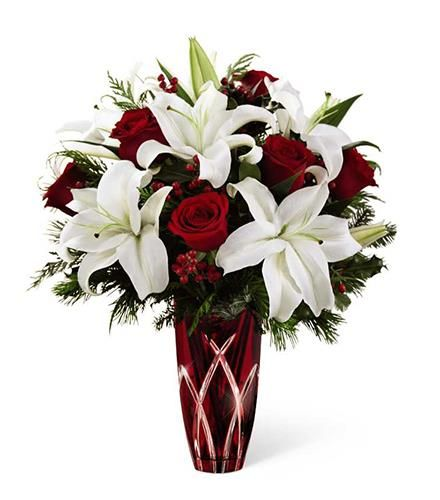 79 Best Christmas Flowers, Plants & Gift Baskets Images On
