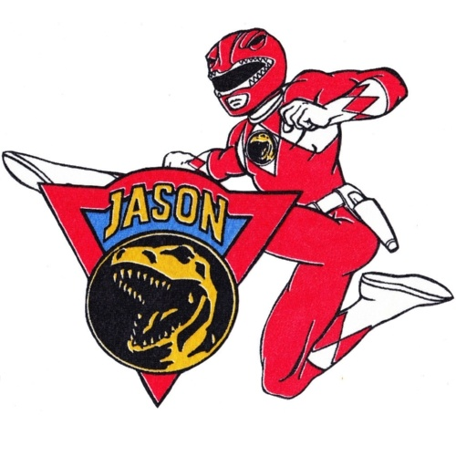 Jason red ranger power rangers