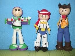 Fofuchas Toy StoryGoma Eva, De Fofuchas, Fofuchas Toys, Fofuchas Centros, Fofuchas Ideas, Fofuchas Dolls