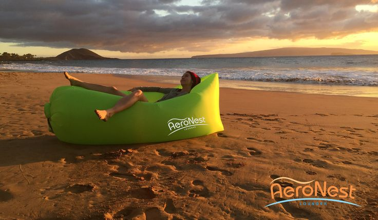 AeroNest™ provides comfort you can travel with. Durability that lasts. Kick back and relax at the beach, the park or floating in a pool. Built for adventure the AeroNest™ Air Lounge is lightweight and portable.