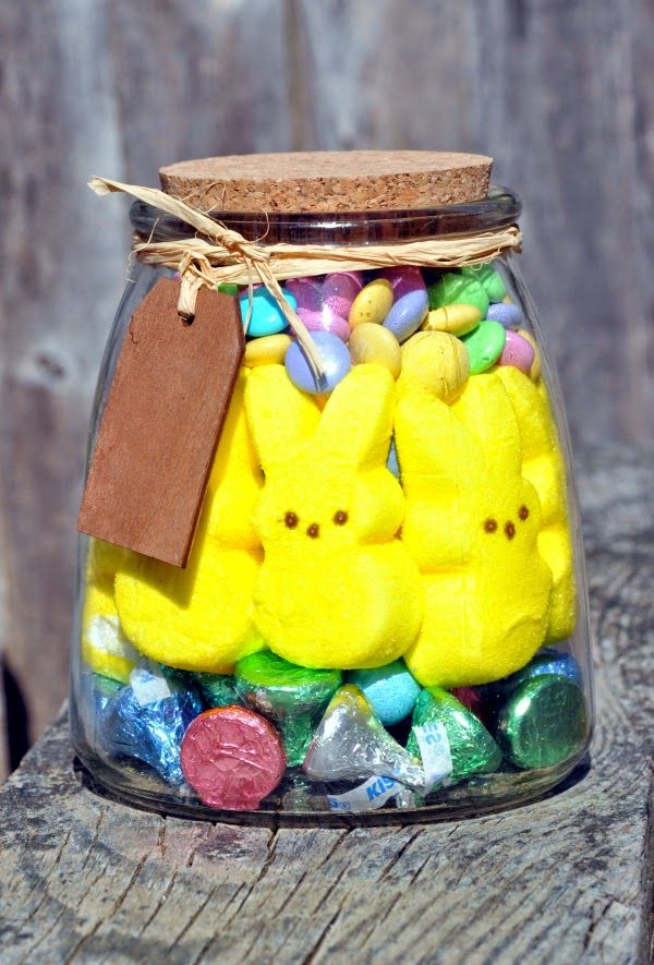Best 25 easter gift baskets ideas on pinterest easter baskets dancin with a dolly the easter jar easter basket diy mason negle Choice Image