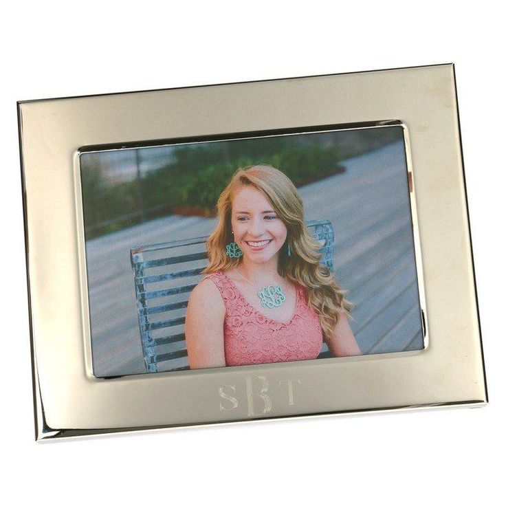 """Classic Personalized Photo Frame - 5"""" X 7"""""""