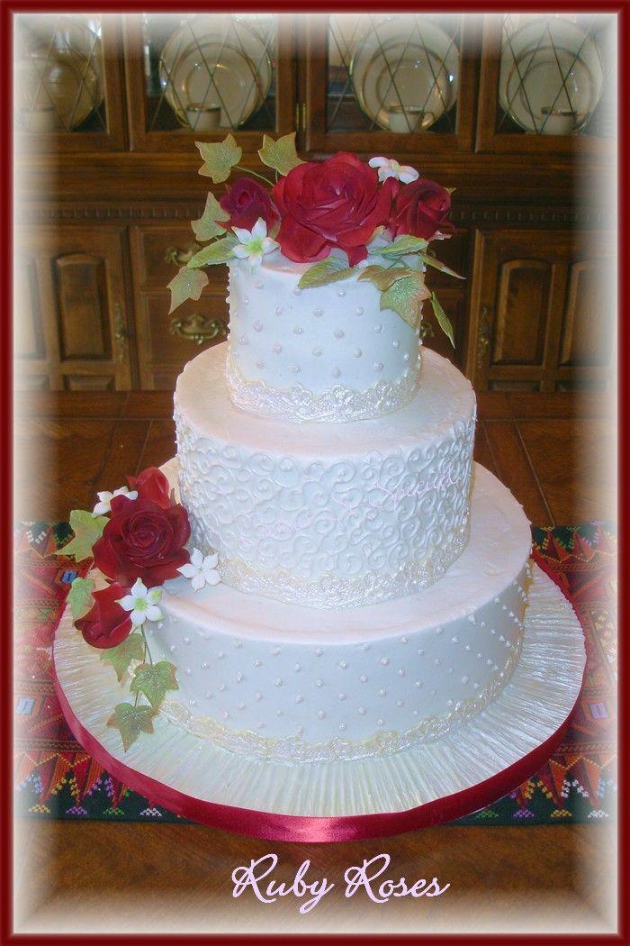 40th wedding anniversary cakes wedding cakes anniversary cakes