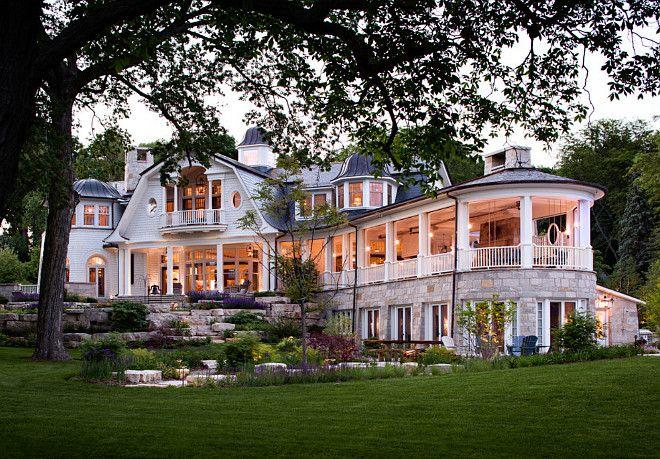 100 Interior Design Ideas - dream porch.