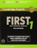 Cambridge English First 1 : first certificate in english : With answers