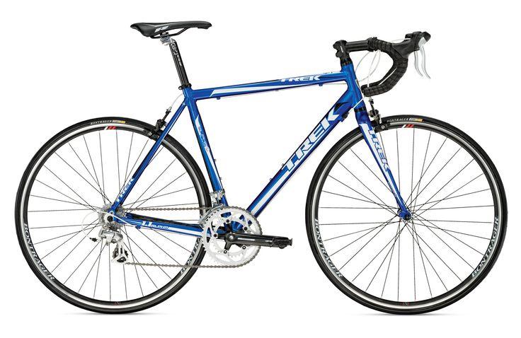 Trek Road Bike 1 1 With Images Trek Bicycle Bicycle Road Bicycle